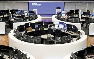 Οριακά με αρνητικό πρόσημο έκλεισε ο δείκτης Xetra DAX της Φρανκφούρτης, που υποχώρησε κατά 0,09%.