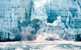 H ενδεχόμενη κατάρρευση του Gulf Stream αποτελεί ένα από τα σημεία καμπής που είναι ικανά να οδηγήσουν σε εφιαλτική επιτάχυνση της κλιματικής  αλλαγής, πλάι στην καταστροφή της Αμαζονίας και την τήξη των πάγων σε Γροιλανδία και Αρκτική (φωτ. SHUTTERSTOCK).