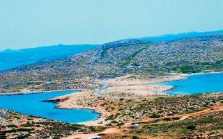 Η κάλυψη του οικοπέδου στον όρμο Φανερωμένης δεν θα ξεπεράσει τα 108.000 τ.μ., που θα αφορούν ξενοδοχεία και τουριστικές κατοικίες.