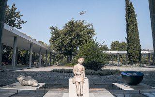 Το Μουσείο αρχαίας Ολυμπίας κινδύνεψε στις πρόσφατες φωτιές.