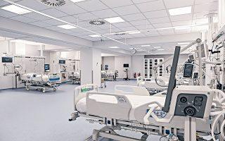 Μια πιθανή έξαρση της πανδημίας το φθινόπωρο ενδέχεται να κατακλύσει νοσοκομεία και μονάδες εντατικής θεραπείας με ασθενείς σε αρκετές ευρωπαϊκές χώρες, μεταξύ τους και η Ελλάδα (φωτ. INTIME NEWS).