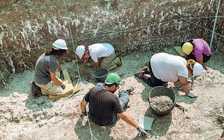 Τα Ροδαφνίδια είναι κύτταρο εκπαίδευσης φοιτητών Αρχαιολογίας.