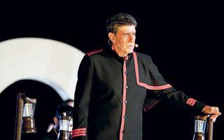 Ο «Οθέλλος» του Σαίξπηρ παρουσιάζεται απόψε, στο πλαίσιο του 64ου Φεστιβάλ Φιλίππων, με τον Γιάννη Μπέζο στον ομώνυμο ρόλο.