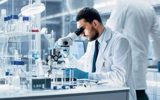 Με το λογισμικό της η Intelligencia ελαχιστοποιεί τον κίνδυνο αποτυχίας κατά τη διαδικασία ανάπτυξης φαρμάκων που βρίσκονται σε κλινικό στάδιο, προσφέροντας έτσι ένα χρήσιμο τεχνολογικό εργαλείο στις φαρμακευτικές εταιρείες και στις εταιρείες βιοτεχνολογίας (φωτ. Shutterstock).