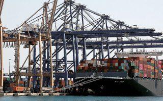 Αύξηση των ελληνικών εξαγωγών στις ΗΠΑ προβλέπει ο κ. Ν. Μπακατσέλος (φωτ. ΑΠΕ).