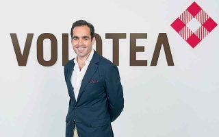 Η Ελλάδα βρίσκεται στην κορυφή της ζήτησης των πελατών της Volotea τους θερινούς μήνες, τονίζει στην «Κ» ο ιδρυτής της Volotea Carlos Munoz.