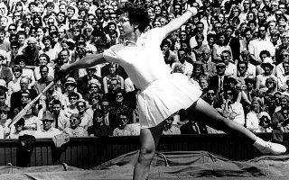 Ηταν ιδρυτικό μέλος και η πρώτη πρόεδρος της γυναικείας αθλητικής ένωσης Women's Tennis Association.