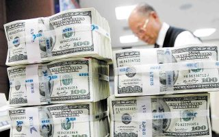 Στο πρώτο εξάμηνο του τρέχοντος έτους τα πρόστιμα που έχουν επιβληθεί παγκοσμίως υπερβαίνουν το 1 δισ. δολάρια. (Φωτ. )
