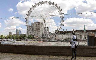 Η ρύπανση έχει μειωθεί αισθητά στο Λονδίνο τα τελευταία χρόνια, σύμφωνα με τον Ιωάννη Μπακόλη του Πανεπιστημίου Kings College. (Φωτ. A.P. Photo / Alberto Pezzali)
