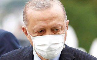 «Ελαβαν χώρα οι πρώτες συνομιλίες μας με τους Ταλιμπάν, οι οποίες διήρκεσαν περίπου τρεισήμισι ώρες», ανέφερε χαρακτηριστικά ο Τούρκος πρόεδρος Ρετζέπ Ταγίπ Ερντογάν, πριν αναχωρήσει χθες για τη Βοσνία. (Φωτ. REUTERS/Dado Ruvic)