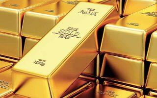 Παρά την αυξημένη ζήτηση, οι τιμές του χρυσού έχουν υποχωρήσει κατά 7% σε σύγκριση με τις αρχές Ιουνίου.