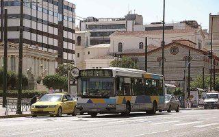 Το δίκτυο λεωφορείων και τρόλεϊ αναμένεται να ενισχυθεί σημαντικά την τρέχουσα χρονιά λόγω της προσθήκης νέων οχημάτων στον στόλο. (Φωτ. INTIME NEWS)