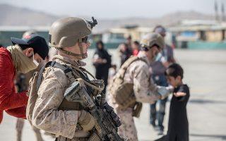 Φωτ. U.S. Marine Corps/Sgt. Samuel Ruiz/Handout via REUTERS