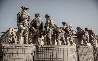 Φωτ. U.S. Marine Corps/ Staff Sgt. Victor Mancilla/ Handout via REUTERS