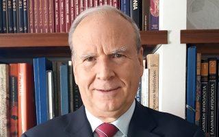 Καθ. Νικόλαος Μυλωνάς - Επιστημονικός Υπεύθυνος Κέντρο Αρχιμήδης