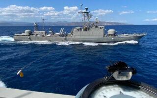 Φωτ. Hellenic Navy.