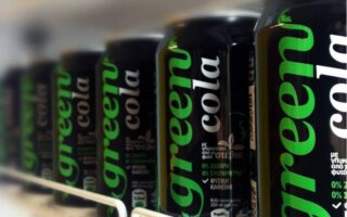 Οι καθαρές πωλήσεις της Green Cola Hellas διαμορφώθηκαν σε 15,2 εκατ. ευρώ το 2020 έναντι 13,4 εκατ. ευρώ το 2019 (φωτ. INTIME).