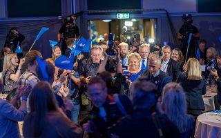 Φωτ. Heiko Junge/NTB via REUTERS