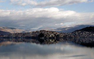 Λίμνη Ορεστιάδα, Καστοριά. Φωτ. Konstantinos Tsakalidis / SOOC