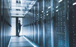 H Microsoft Hellas φέρεται να έχει αποκτήσει έκταση 85 στρεμμάτων στο επιχειρηματικό πάρκο Σπάτων, ενώ έχει συστήσει τη θυγατρική εταιρεία Microsoft Operations 4733 με αντικείμενο τη δημιουργία data centers (φωτ. SHUTTERSTOCK).
