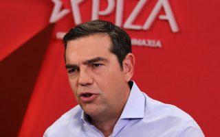 Ευθύνες στο Μαξίμου επέρριψε ο πρόεδρος του ΣΥΡΙΖΑ και για τις ανατιμήσεις που έρχονται στην αγορά (φωτ. INTIME NEWS).