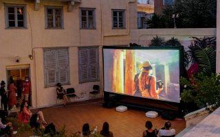 Στην όμορφη Σύρο διεξάγεται κάθε χρόνο η μεγαλύτερη γιορτή του animation.