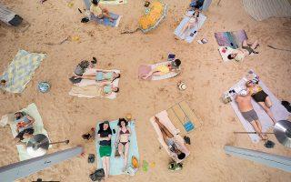 Η θεματική όπερα - περφόρμανς «Ηλιος & Θάλασσα» στο Φεστιβάλ Αθηνών και Επιδαύρου.