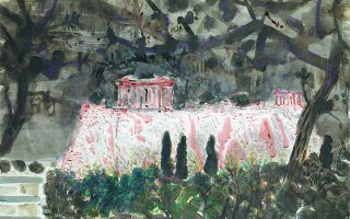 H γκαλερί Σκουφά παρουσιάζει την ατομική έκθεση του Γιώργου Χαδούλη με τίτλο «Acropolis Now», την Πέμπτη 16 Σεπτεμβρίου. Η έκθεση θα διαρκέσει μέχρι τις 16 Οκτωβρίου. Σκουφά 4, Κολωνάκι.