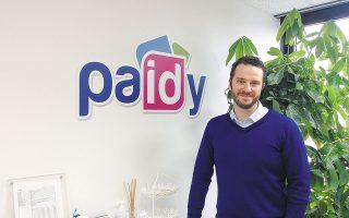 «Αποδείχθηκε πολύ δύσκολο να βγάλω την πρώτη μου πιστωτική κάρτα στην Ιαπωνία», λέει σήμερα ο 41χρονος Ράσελ Κάμερ, εκτελεστικός πρόεδρος της Paidy, σε ψηφιακή συνέντευξη. «Αποφασίσαμε στην εταιρεία να γίνουμε το αντίστοιχο της πιστωτικής κάρτας για όσους δεν μπορούν να έχουν μία».