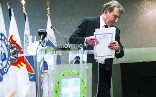 Υπουργός Προστασίας του Πολίτη στις κυβερνήσεις Κώστα Σημίτη, Γιώργου Παπανδρέου, Λουκά Παπαδήμου και Κυριάκου Μητσοτάκη, ο Μιχάλης Χρυσοχοΐδης έχει γίνει στόχος της Αριστεράς, αλλά και άλλων σε όλα τα κόμματα. Φωτ. INTIME NEWS / ΠΑΝΑΓΙΩΤΗΣ ΤΖΑΜΑΡΟΣ