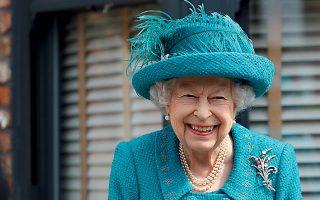 Τα έγγραφα δεν φαίνεται να αντικατοπτρίζουν κάποια επιδείνωση της υγείας της 95 ετών βασίλισσας Ελισάβετ (φωτ. A.P.).