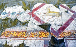 Ο αρχαιολογικός χώρος της Πομπηίας συμμετέχει στο πρόγραμμα «RePAIR» και θα χρησιμοποιήσει ρομπότ για να φτιάξει το «παζλ» θρυμματισμένων τοιχογραφιών (φωτ. Parco Archeologico di Pompei).