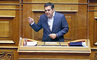 Την Τρίτη το πρωί ο Αλέξης Τσίπρας έχει καλέσει στο γραφείο του όλους τους τομεάρχες, τη στιγμή που ο ΣΥΡΙΖΑ δεν φαίνεται να καρπώνεται το 2% που έχασε η Ν.Δ. μέσα στον Αύγουστο, καθώς ανέβηκε μόλις μισή μονάδα στις δημοσκοπήσεις (φωτ. INTIME NEWS).