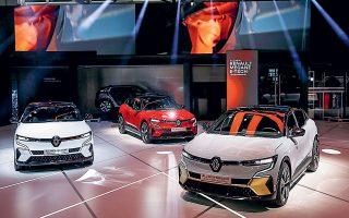 Το «παρών» στο Μόναχο δίνουν οι μεγάλες γερμανικές αυτοκινητοβιομηχανίες (VW, BMW, Mercedes Benz), η Hyundai, η Renault και νέοι κατασκευαστές από την Κίνα (φωτ. Reuters).