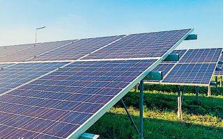 Τα φωτοβολταϊκά έχουν συνολική ισχύ 90 MW.