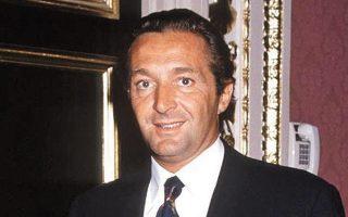 Ο Zεράλντ Μαρί την εποχή που μεσουρανούσε ως επικεφαλής του πρακτορείου μοντέλων «Ελίτ».