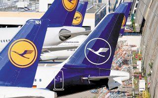 Πέρυσι, στο πλαίσιο της διάσωσης της Lufthansa, το Βερολίνο προσέφερε ένα πακέτο κρατικής στήριξης ύψους 9 δισ. ευρώ, αποκτώντας το 20% των μετοχών της γερμανικής αεροπορικής εταιρείας και κατέχοντας τελικά το μεγαλύτερο ποσοστό μετοχών.