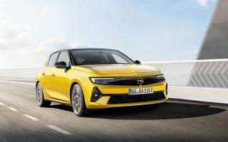 Το νέο Opel Astra αποτελεί μια «σχεδιαστική δήλωση», με μινιμαλιστικές, καθαρές επιφάνειες, απαλλαγμένες από περιττά στοιχεία.
