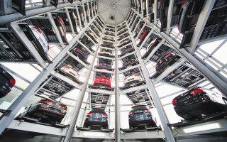 Υπάρχει μια λεπτή γραμμή ανάμεσα στην ανάγκη να στηριχθεί η αυτοκινητοβιομηχανία, η οποία συνεισφέρει τα μέγιστα στη γερμανική οικονομία, και την επιταγή για προστασία του περιβάλλοντος και τη διαχείριση της κλιματικής κρίσης (φωτ. SHUTTERSTOCK).