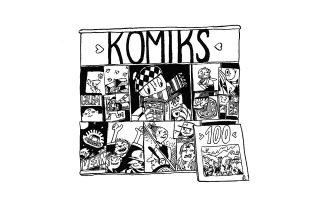Το 15o φεστιβάλ κόμικς Comicdom Con Athens πραγματοποιείται στην Ελληνοαμερικανική Ενωση και στην πλατεία Κλαυθμώνος.
