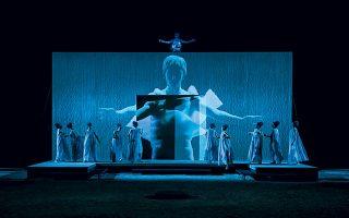 Οι «Φοίνισσες» του Ευριπίδη παρουσιάζονται από το Εθνικό Θέατρο στα Αισχύλεια, σε σκηνοθεσία Γιάννη Μόσχου.