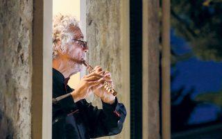 Ο Φλαμανδός φλαουτίστας Μαρκ Γκράουελς (φωτ. ΝΙΚΟΣ ΚΟΚΚΑΛΙΑΣ).