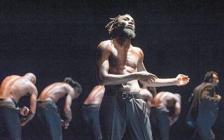 Η παράσταση «OMMA» του Γιόζεφ Νατζ στο Παλαιό Ελαιουργείο Ελευσίνας.
