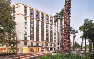 Το νέο ξενοδοχείο Athens Capital της Λάμψα, που λειτουργεί υπό το εμπορικό σήμα MGallery, της Accor.