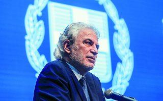Ο Χρήστος Στυλιανίδης υπήρξε συντονιστής της Ε.Ε. για τον Εμπολα και ήταν ο αρχιτέκτονας του rescEU, του σημαντικότερου ευρωπαϊκού εργαλείου για την αντιμετώπιση φυσικών καταστροφών. Φωτ. ΑΠΕ