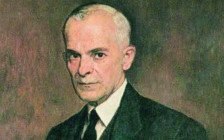 Ο ιδρυτής της «Κ», Γ. Βλάχος.