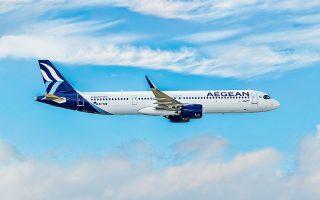 Μέχρι το 2023 η Aegean θα διαθέτει συνολικά 30 αεροπλάνα A320 Neo.