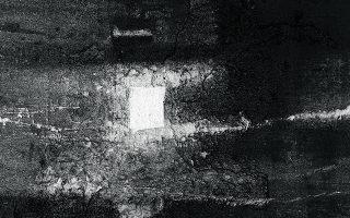 ΙNSIGHT V (λεπτομέρεια). Εργο του Γιάννη Αδαμάκου από την έκθεση «Insight», που εγκαινιάζεται στη Citronne Gallery στις 30 Σεπτεμβρίου. Διάρκεια έως 20 Νοεμβρίου. Πατριάρχου Ιωακείμ 19.