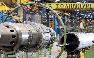 Βελτιωμένες επιδόσεις, σύμφωνα με τις εκτιμήσεις της εταιρείας, θα έχει και η «Σωληνουργεία Κορίνθου», καθώς αναμένεται να αυξηθεί η ζήτηση.