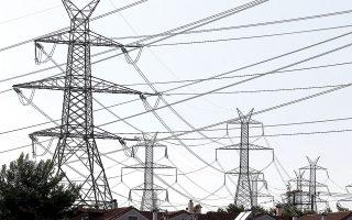 Η κυβέρνηση αυξάνει το ποσό επιδότησης των τιμολογίων ρεύματος, καθώς συνεχίζεται η άνοδος των τιμών ενέργειας στη χονδρεμπορική αγορά (φωτ. INTIME).